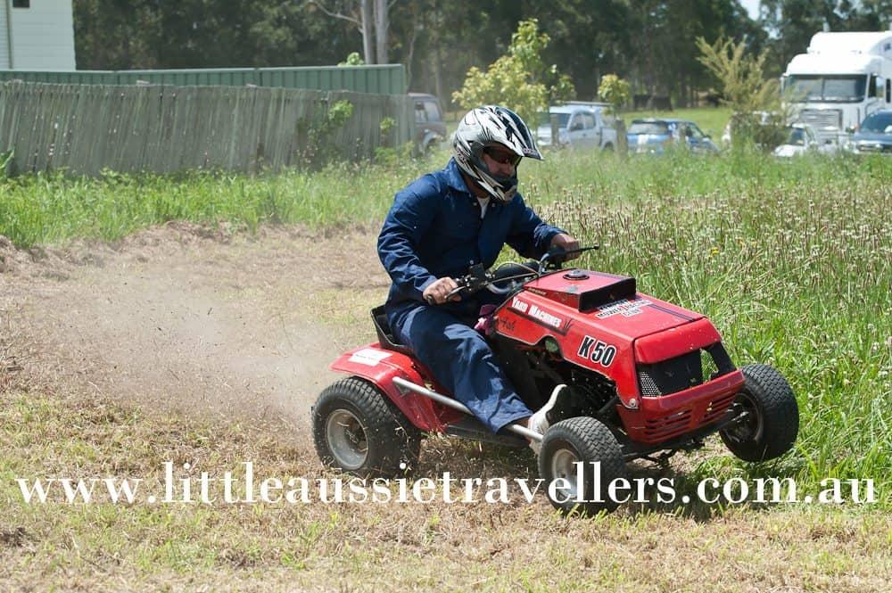 Go Lawnmowers!