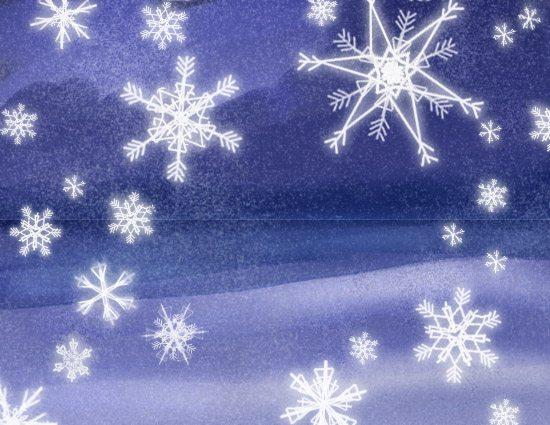 clipart snow scene - photo #25