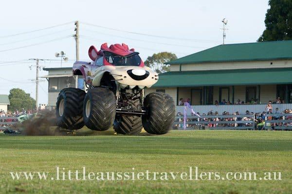 Aussie Monster Truck