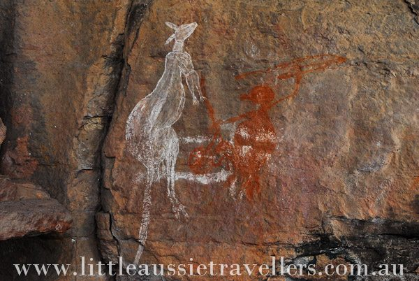 rock art sites kakadu