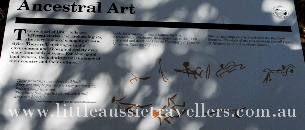 Aboriginal Rock Art History kakadu
