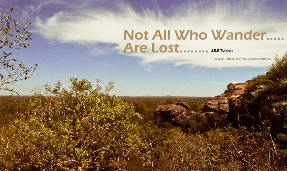 travel quotes at kakadu