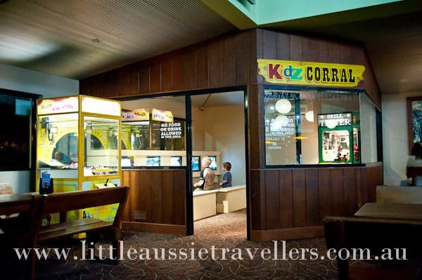 kids games vineyard hotel sydney