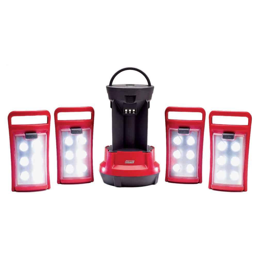 Review: Coleman Quad LED Torch