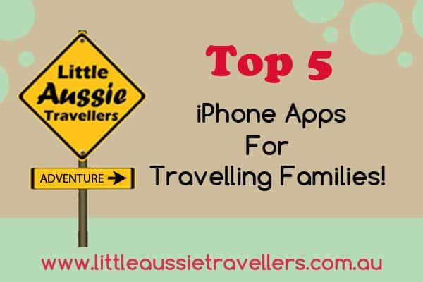 Family Travel iphone apps