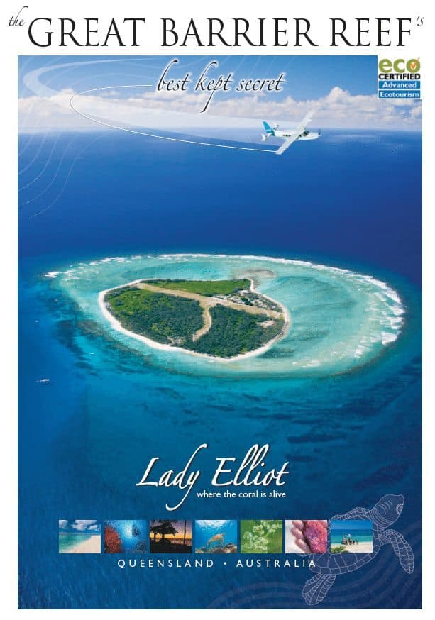 Lady Elliot Island Increases It's Eco Credentials