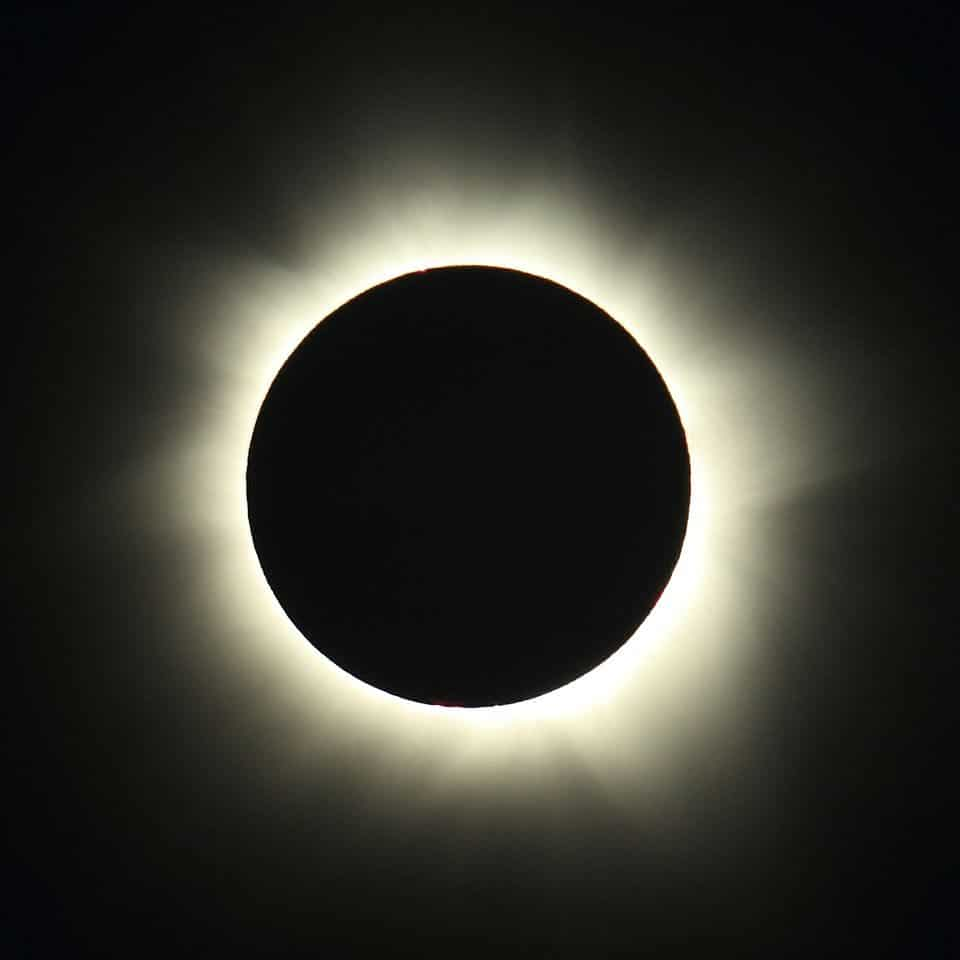 Eclipse Spectacular in Queensland November 14 2012