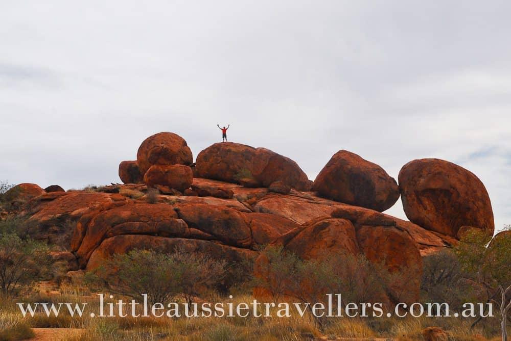 Australian outback destinations | Devils Marbles