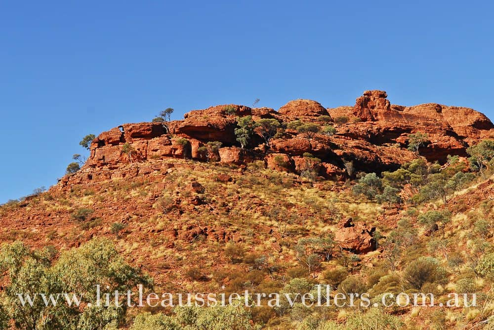 Best Australian Outback Destinations | Kings Canyon