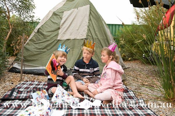 Camping With Kids: The Perfect Budget Family Holiday