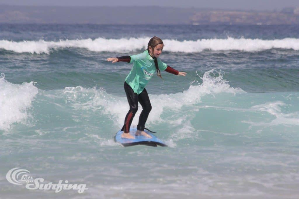 bondi surfing lesson