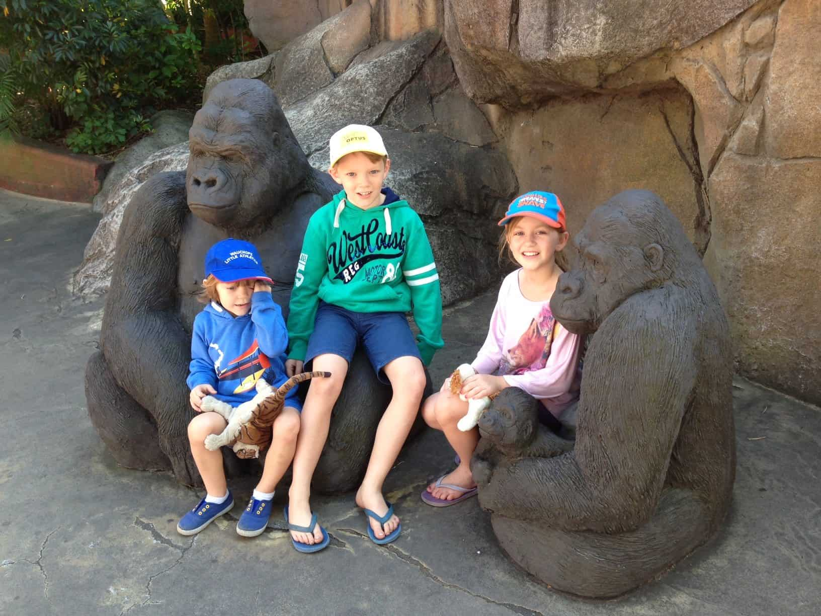 Family Fun in Sydney – Taronga Zoo with Kids