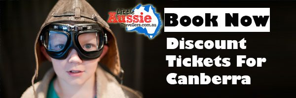 discount tickets canberra attractions