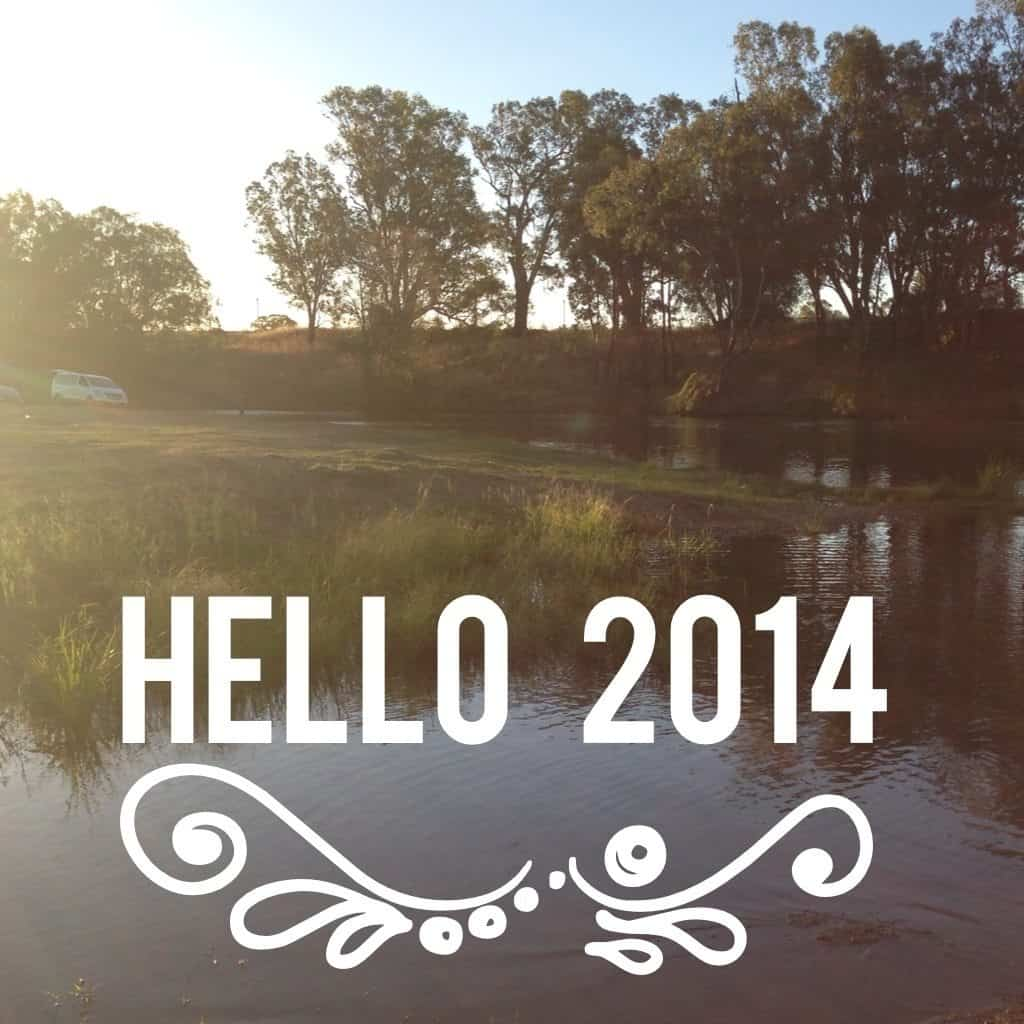 Hello 2014, Hello Dreams Coming True….
