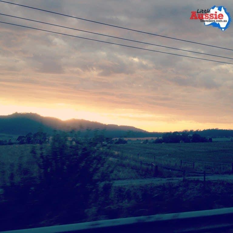 Tasmanian Sunrise