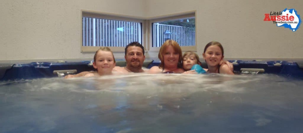 family spa fun tasmania country club