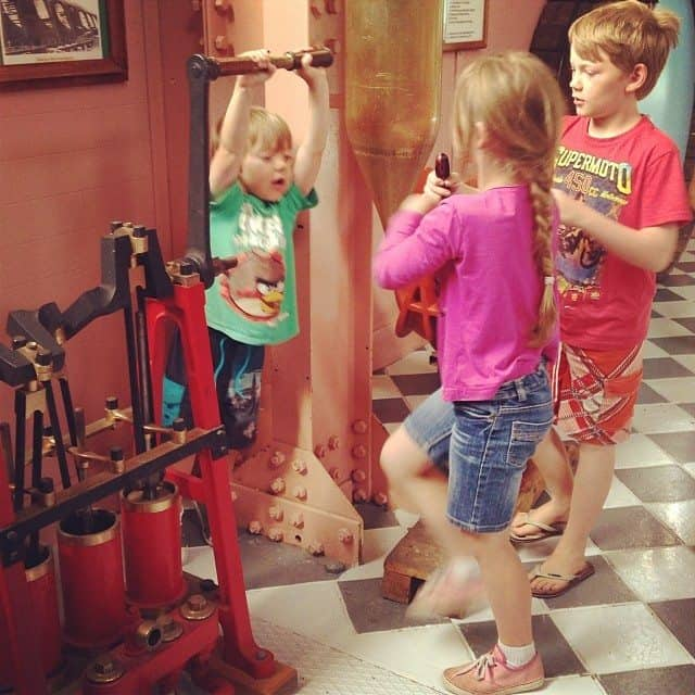 Educational historic fun! #tasmania  #traveloz