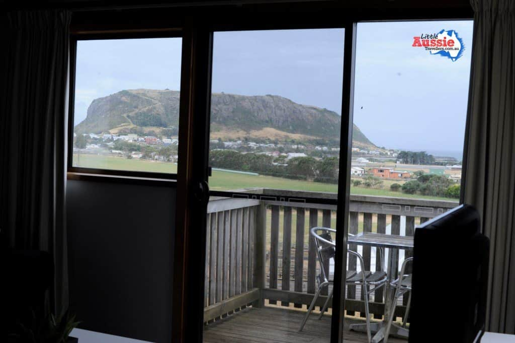 Austrlaia's best Accommodation views tasmania