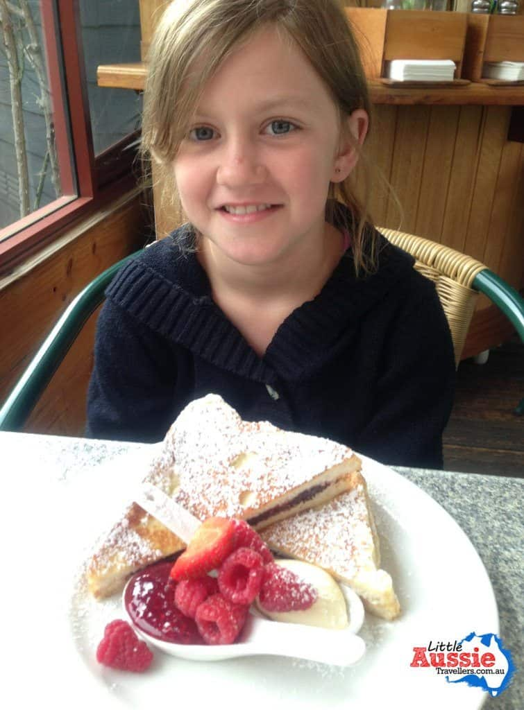 best french toast in tasmania