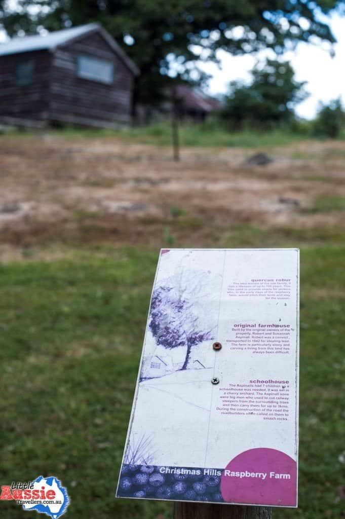 history in tasmania