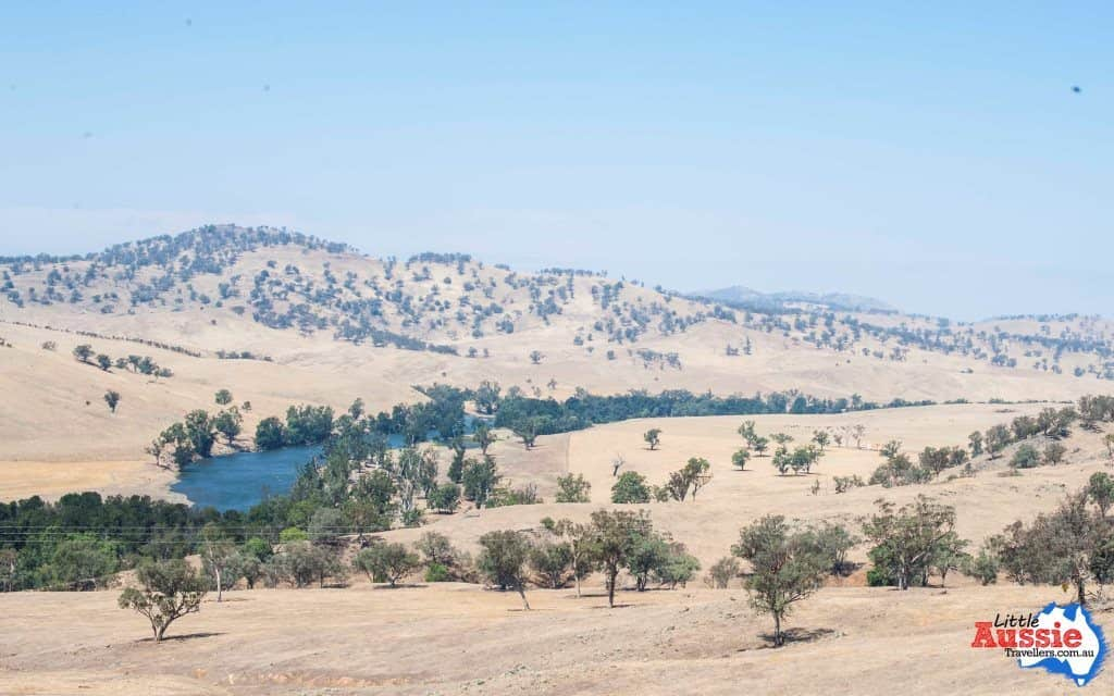 hume highway free camp jugiong
