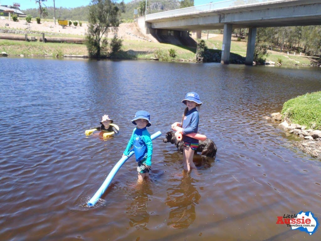 family friendly caming nsw