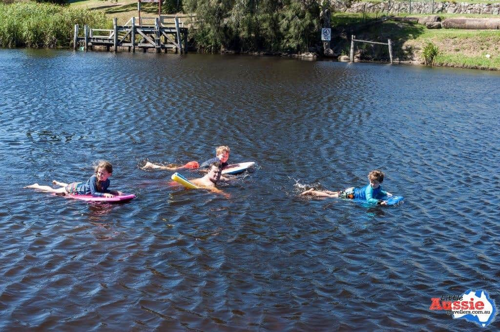 family camping nsw best spots