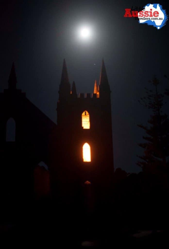 Night Tours Port Arthur