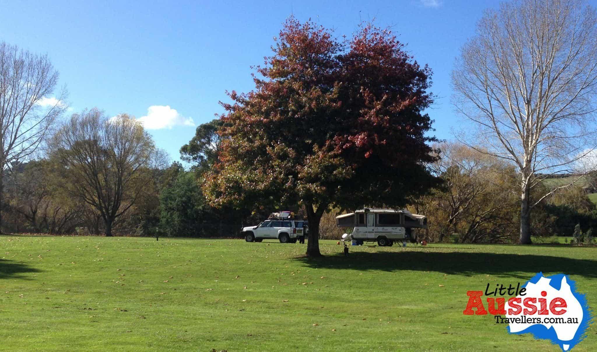 Free Camping Tasmania