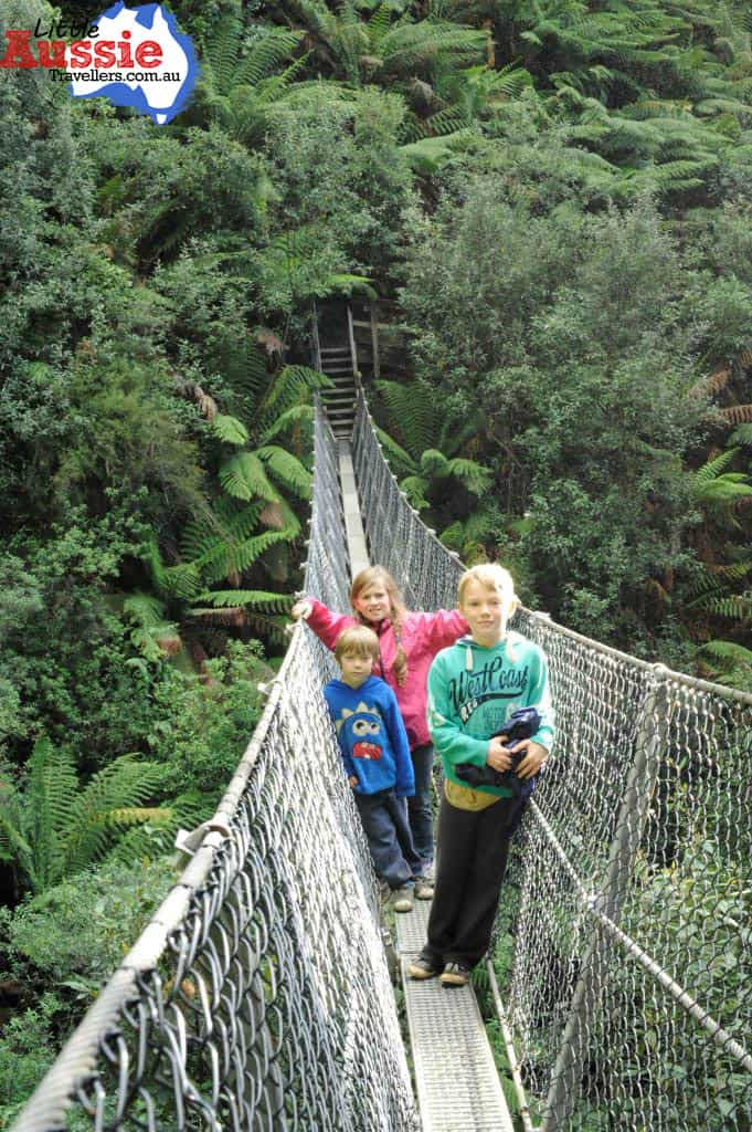 Best kids bushwalks Australia