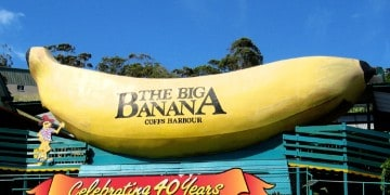 Coffs Harbour, Big Banana