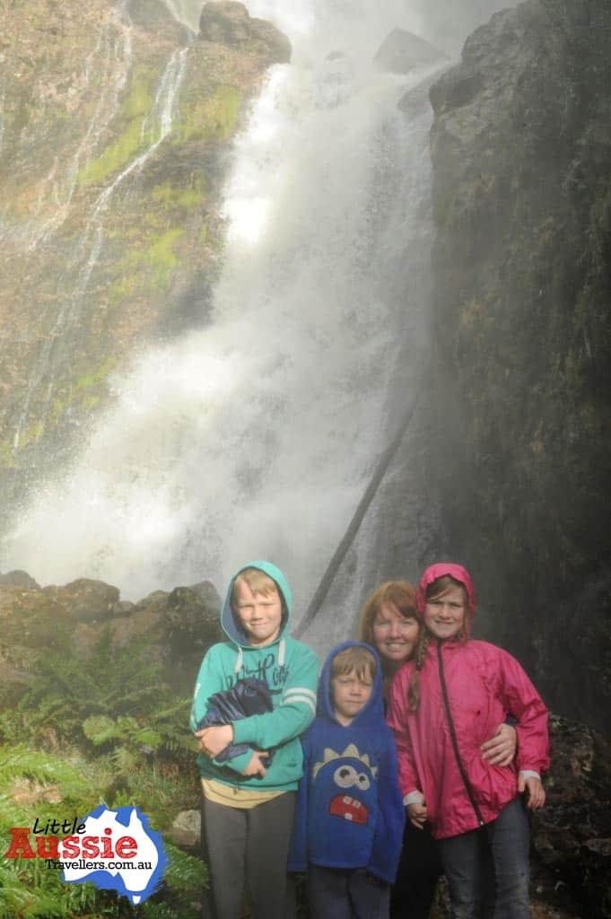 Tasmania Family Bushwalking
