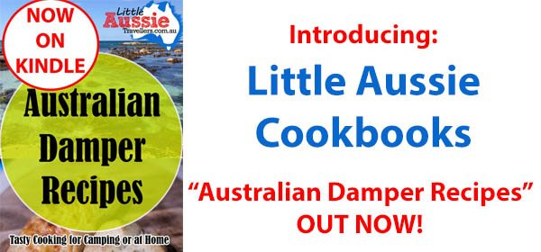 Little Aussie Cookbooks