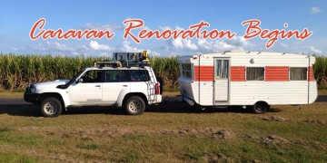 renovation classic caravan viscount