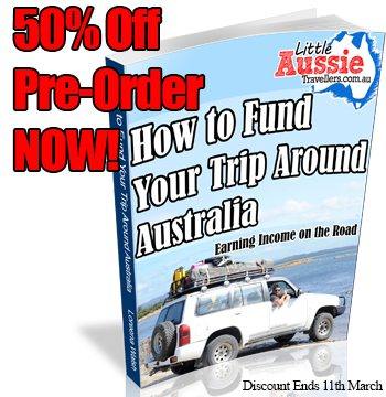 Fund Trip Around Australia