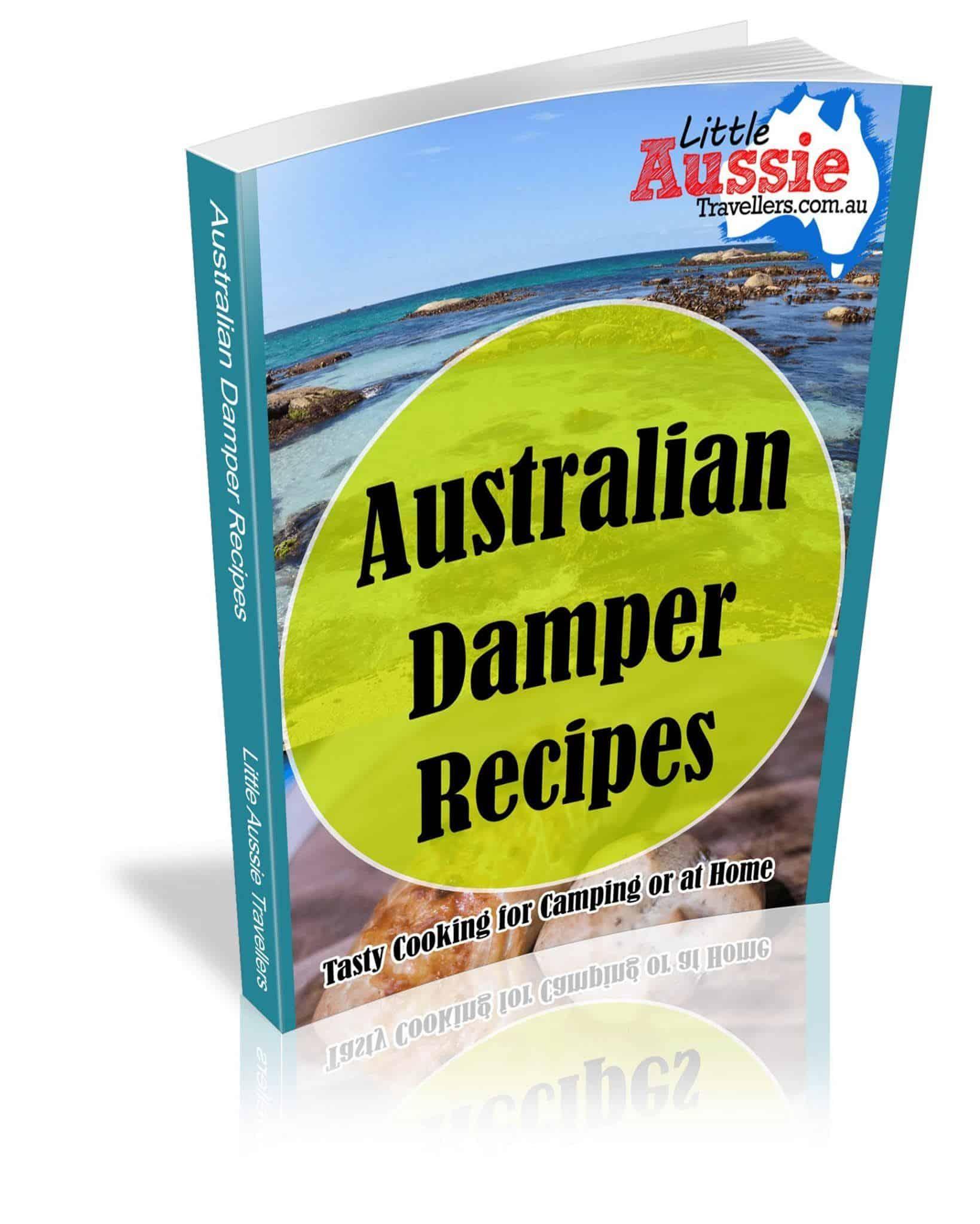 Australian Damper Recipes Book