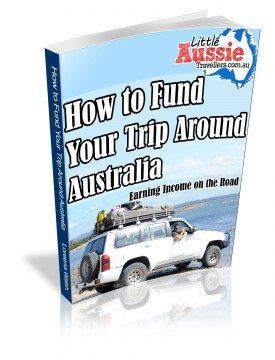 Fund Your Trip Around Australia Book