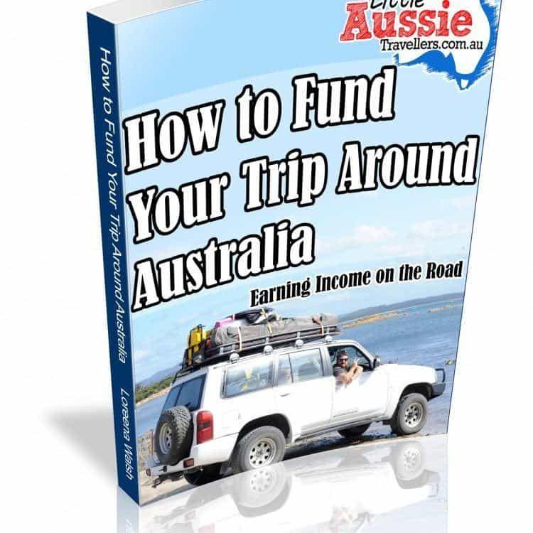 Fund Your Trip Around Australia Book