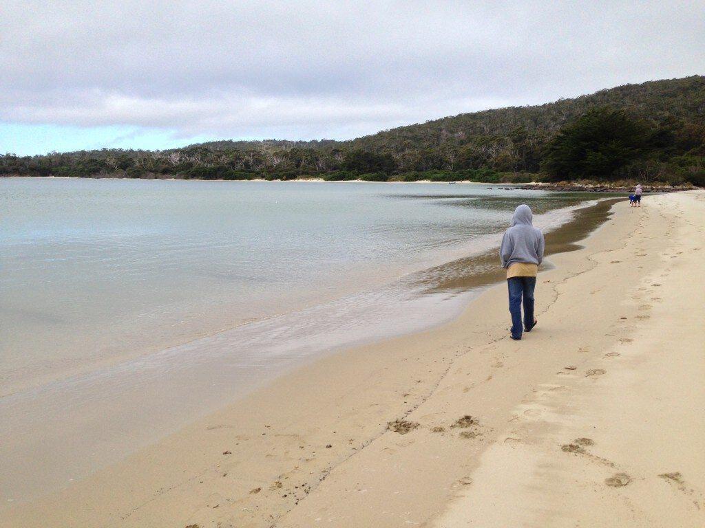 Recherche Bay Tasmania
