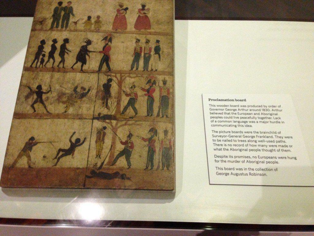 Aboriginal History Tasmania