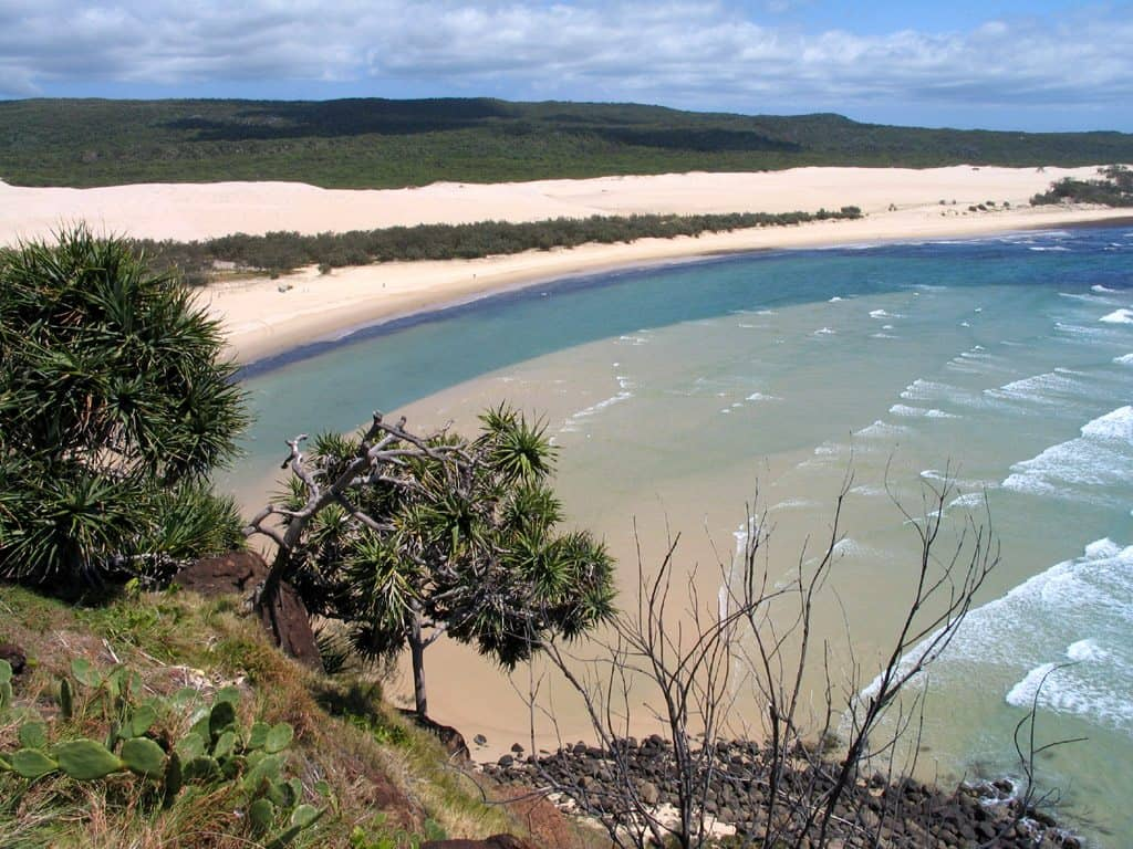 Fraser Island Indian Head Views