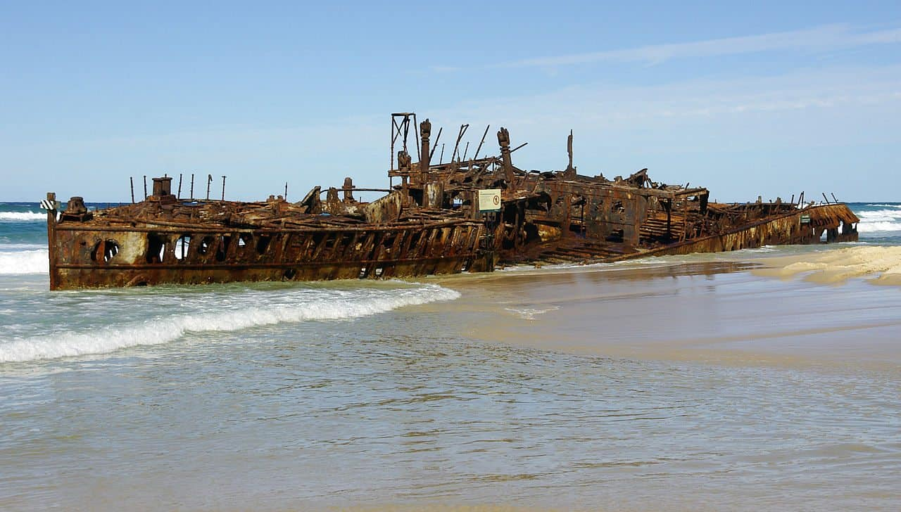 10 Things To Do On Fraser Island Little Aussie Travellers