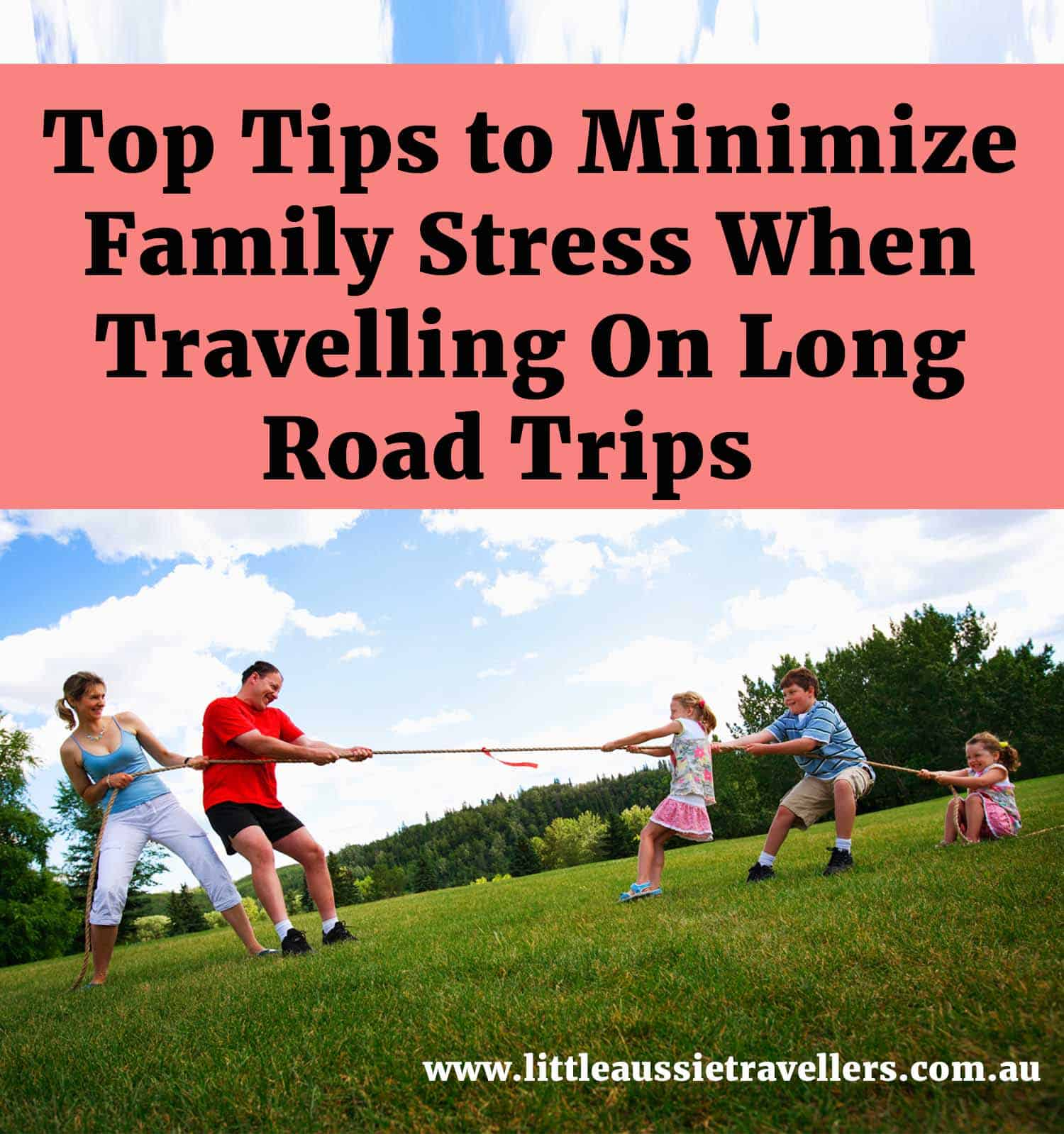 Family Tension: Expectations When Travelling Australia With Kids.