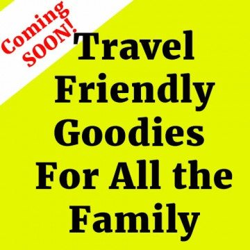 travel friendly goods