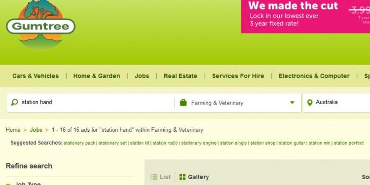 find jobs on gumtree