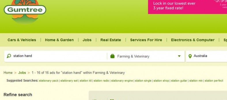find jobs on gumtree