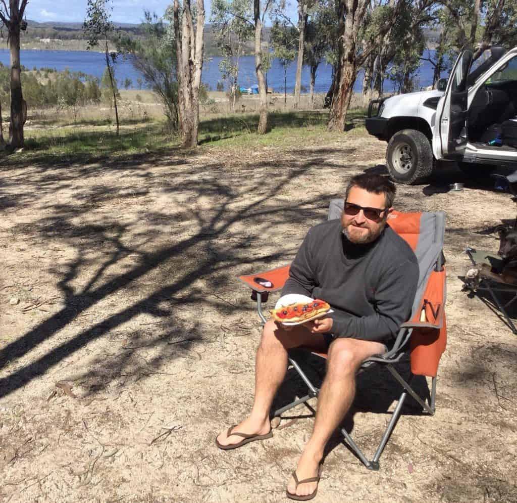 food cost travelling Australia