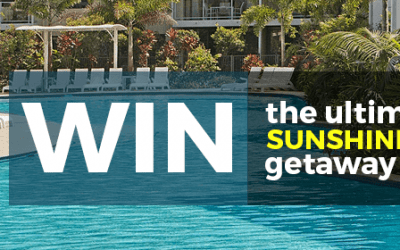Win A Sunshine Coast Holiday