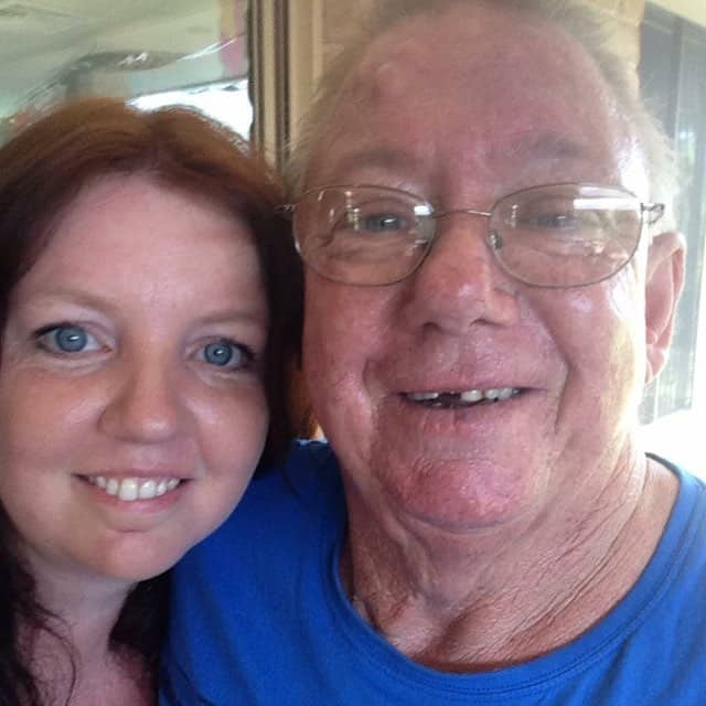 losing my dad was one of the worst experiences of my life